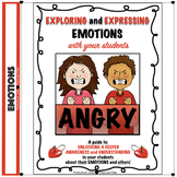 "Social Emotional Learning and Perspective Taking - ""ANGRY"""