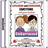 "Social Emotional Learning and Perspective Taking - ""EMBARRASSED"""