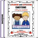 """Social Emotional Learning and Perspective Taking -""""Disappointed"""""""