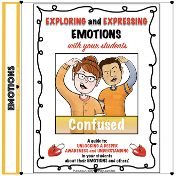 """Social Emotional Learning and Perspective Taking - """"Confused"""""""