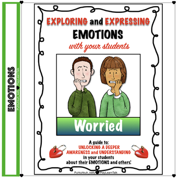 """Social Emotional Learning and Perspective Taking - """"Worried"""""""