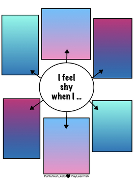 "Social Emotional Learning and Perspective Taking -""Shy"""