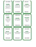 Social Emotional Literacy Card Game