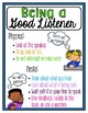 Social-Emotional Poster Bundle (Adapted from Open Circle)