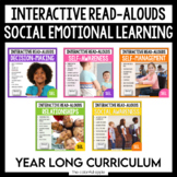 Social Emotional Read Alouds MEGA Bundle