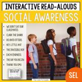 Social Emotional Read Alouds: Social Awareness Bundle