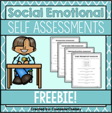 Social Emotional Self Assessments (FREE!)