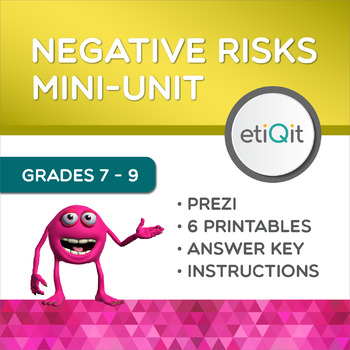 Assessing Negative Risks: Strategies for Healthy Decision-Making
