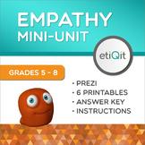 Empathy & Compassion Middle School Mini-Unit | Prezi & Printable Activities