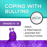 Coping with Bullying Middle School Mini-Unit | Prezi & Printable Activities