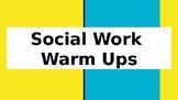 Social Emotional Warm Ups
