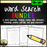 Counseling Word Search Bundle