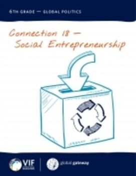 6th Grade Social Entrepreneurship VI
