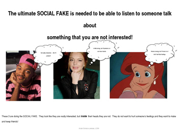 Social Fake; Flexible Thinking; Perspective Taking; Making Friends