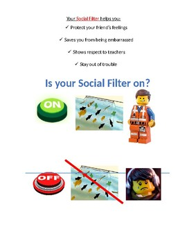 Social Filter