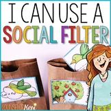 Social Filter Classroom Guidance Lesson: Filtering Thoughts in Conflict