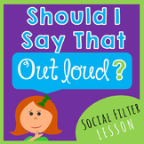 Social Filter Interactive PowerPoint