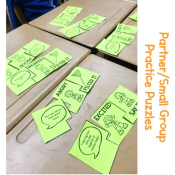 Social Filter Lesson Plan: Story and Activities