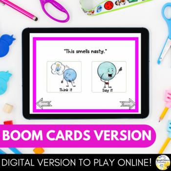 Social Filter - Social Skills Game