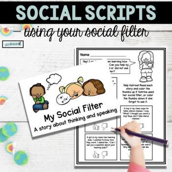 Social Filter | Social Filter Social Stories