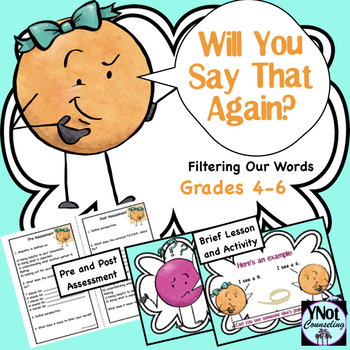 Social Filter: Will You Say That Again?