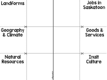 Social- Fold In Information- Saskatoon, Iqaluit, Meteghan