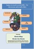Social Games for Kids - Circle Slap and Circle the Circle