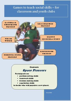 Social Games for Kids - Space Pioneers