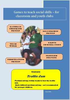 Social Games for Kids - Traffic Jam