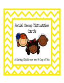 Social Group Discussion Starters
