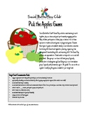 """Social Group Game Play- """"Pick the Apple"""""""