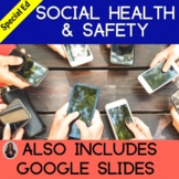 Social Health and Social Media Safety Unit for High School