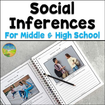 Social Inferences With Pictures for Middle and High School