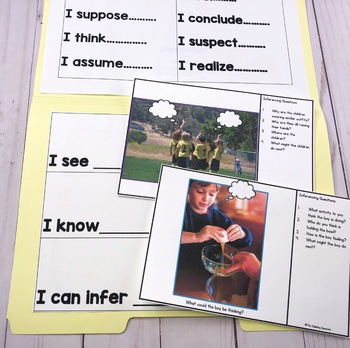 Social Inferencing with Real Photos