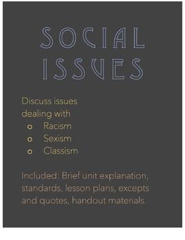 Social Issues Unit