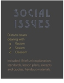 Social Issues Unit