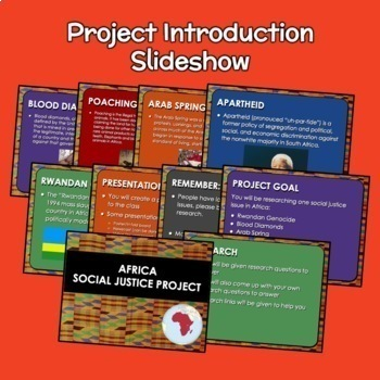 African Social Justice Project