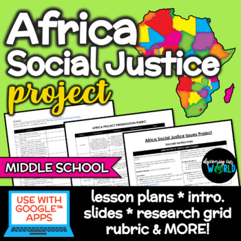 Social Justice Africa Project