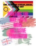 Social Justice-English 11 Cross Curricular Unit