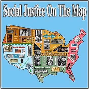 Social Justice On The Map
