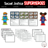 Social Justice Superheroes: Equity Equality and Advocacy f