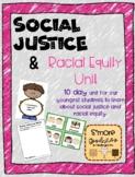Social Justice and Racial Equity Unit in Kindergarten