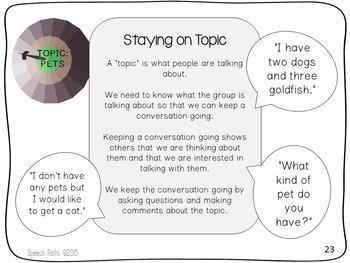 Social Skills: Conversation