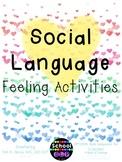Social Language Activities: In My Heart