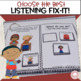 Freddy's Classroom Listening Fix-its!  An Interactive Social Skills Book!