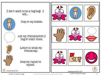 Social Skills Interactive Book Bundle