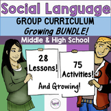 Social Language: Middle & High School Bundle