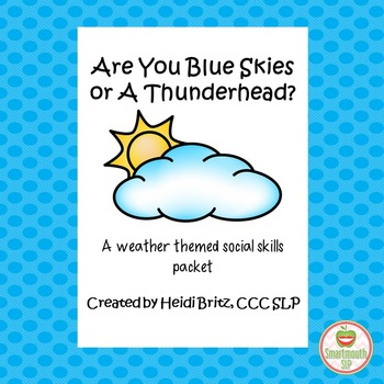 Social Skills:  Weather Spring