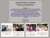 Social Language Picture Scenes