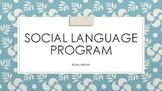 Social Language Program